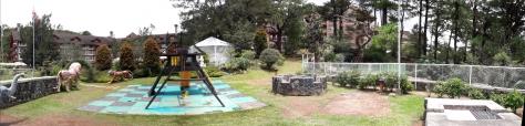 The Manor Hotel Baguio City Children Playground