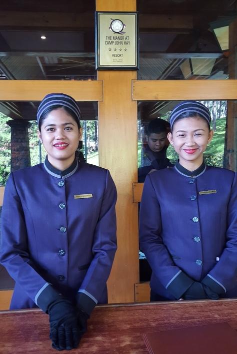 The Manor Hotel Camp John Hay Baguio Concierge